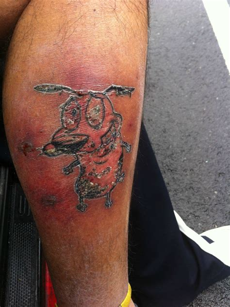 tattoo infection before after infected tattoos designs ideas and meaning tattoos for you