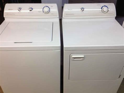 pin maytag performa washer and gas dryer white feders outlet on pinterest