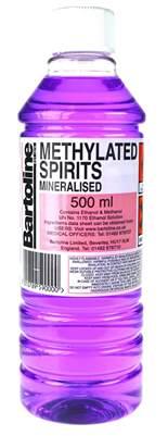 Prevent Blindness Methylated Spirits Amy Mittelman
