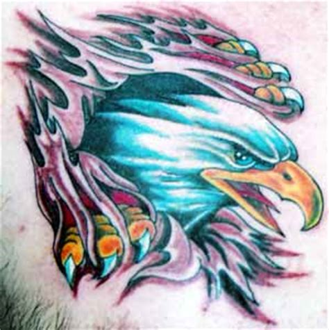 tattoo eagle tearing through skin 500 internal server error