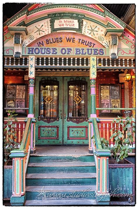 New Orleans House Of Blues by Pin By Ronda On I Nola Home Town