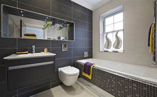 Gray And Black Bathroom Ideas Grey Bathroom Ideas The Classic Color In Great Solutions