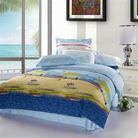 beach themed bedroom sets beach themed bedding sets bedroom potted orchid leather