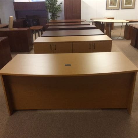 offices to go bow front desks tri state office furniture