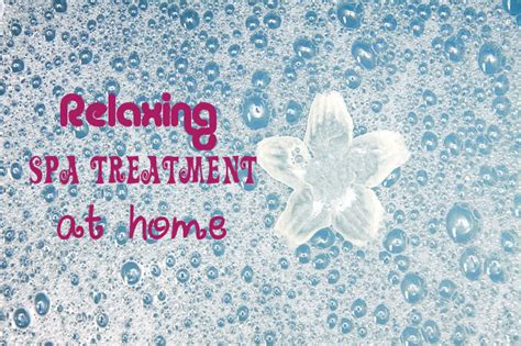how to create a relaxing atmosphere in your bathroom home bunch create your own relaxing spa treatment at home