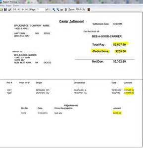 brokerage invoicing accounts receivable a r accounts