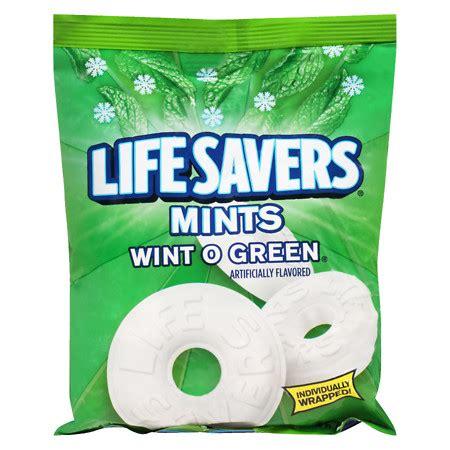 lifesavers mints wint o green   walgreens
