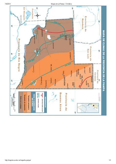 mapoteca la biblioteca de mapas de educ ar mapa para imprimir de la pa argentina mapa clim 225 tico