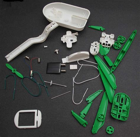 Robot Green Power 6 In 1 Solar Robot Recycler 6 in 1 solar robot kit review the gadgeteer