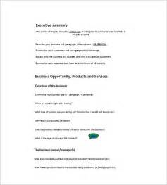 small restaurant business plan template 28 free small business plan template restaurant