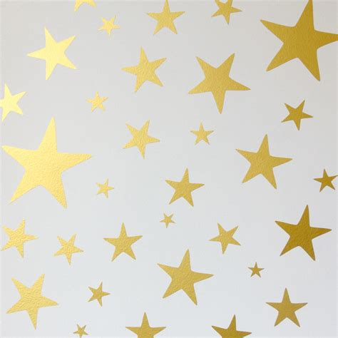 Star Wall Stickers Uk star wall stickers packs of 100 by bloobry