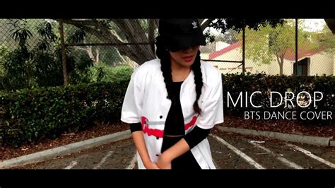 bts mic drop dance bts 방탄소년단 mic drop dance cover youtube