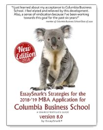 Columbia Mba Admission Process by 2018 Columbia Business School Mba Essay Questions
