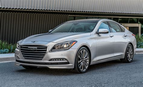 2017 genesis g80 starts at 42 350 news car and driver