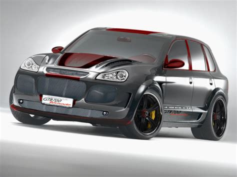 porsche releases cayenne four wheel drive technical gemballa releases tornado cayenne gts limited edition