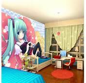 Art Girl Room Anime HD Wallpaper 54768
