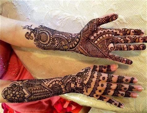 10 majestic mughlai mehndi designs just for you