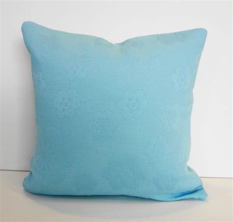 baby blue sofa pillows decorative pillow cover baby blue accent pillow 14 x 14