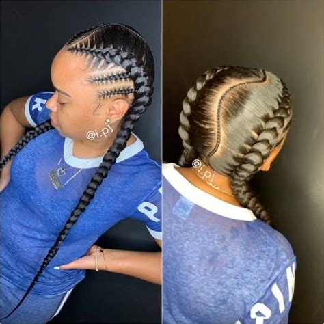 pin  black hairstyles