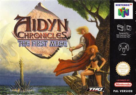 The Mage Chronicles gamefoxstear lista de juegos nintendo 64 a