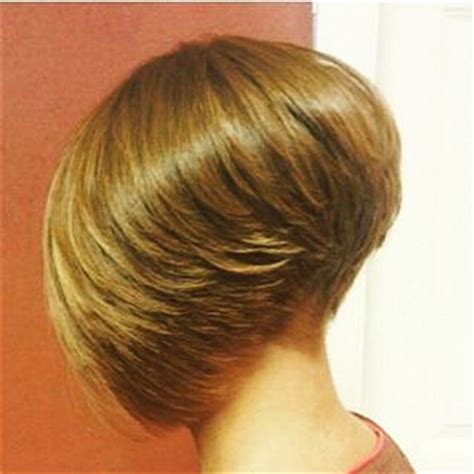 steep hair cut steep a line bob with tightly clippered nape 19831