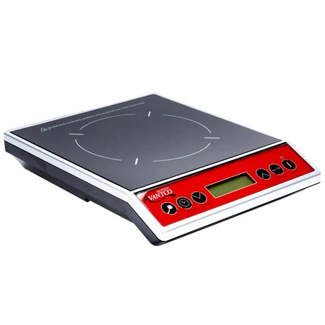 Countertop Induction Cooker by Avantco Icbtm 20 Countertop Induction Range Cooker