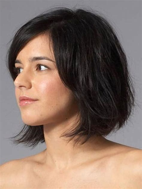 bob haircuts thick wavy hair 24 best easy short hairstyles for thick hair cool