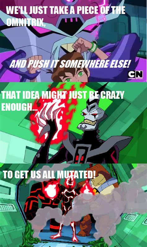 Ben 10 Memes - image mutation outbreak meme png ben 10 fan fiction