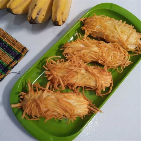 resep masakan pisang rambutan jagomasakminggu yummycoid