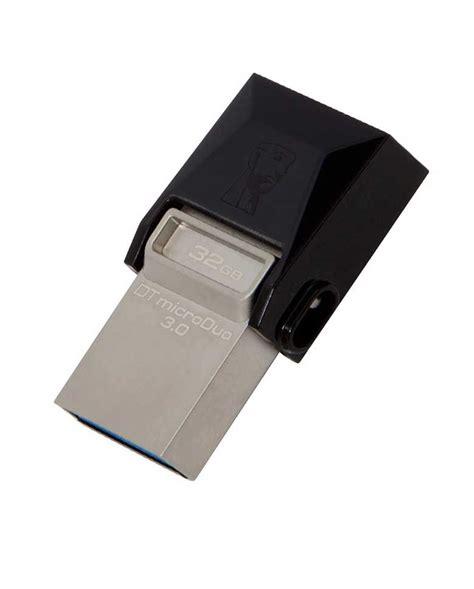 Kingston Otg Usb 3 0 32gb buy kingston dt micro duo usb 3 0 32gb otg pen drive