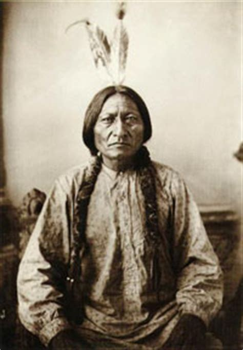 the sioux indians were a great and powerful tribe