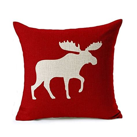 18 Inch Decorative Pillow Covers by St 18 215 18 Inch Cotton Linen Decorative Throw Pillow