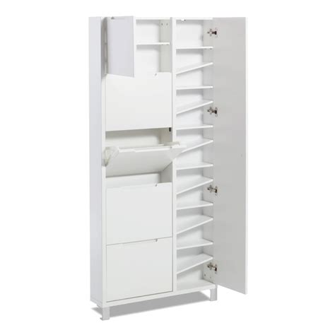slim shoe storage slim shoe cabinet for small entryways laundry room ideas