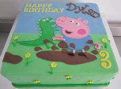pig birthday cakes on pinterest | george pig cake, pig