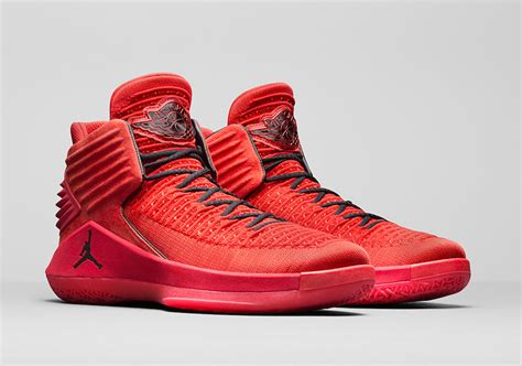 Airjordan32 High Rosso Corsa air 32 release date colorways sneaker bar detroit