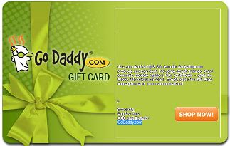 frugal freebies 20 000 facebook fans 10 godaddy gift certificate closed - Go Daddy Gift Card