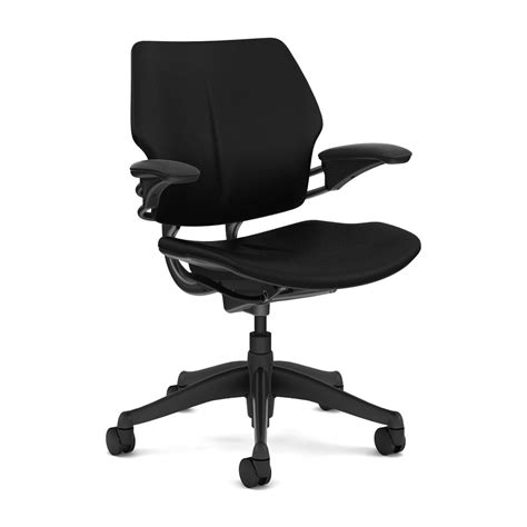 Leather Task Chair by Sit4life Freedom Task Chair Leather F111