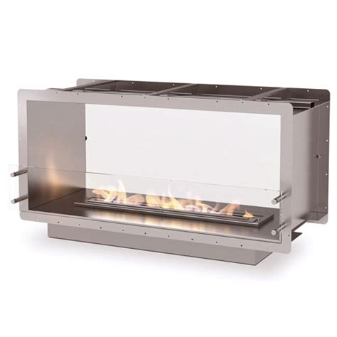 See Thru Gas Fireplace Inserts by See Through Ventless Gas Fireplace Fireplaces