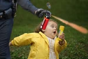Pepper Spray Meme - pepper spray policeman becomes viral meme neversocial s blog
