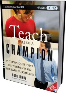 teach like a chion 2 0 62 techniques that put students on the path to college teach like a chion 2 0 62 techniques that put