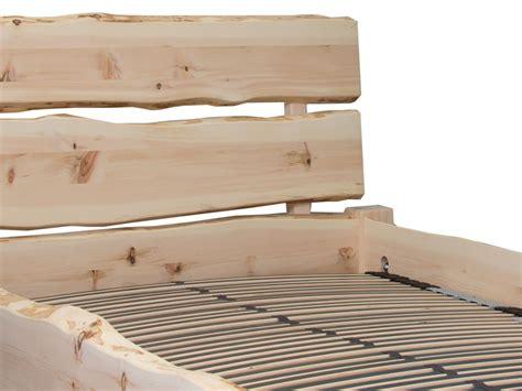 bett zirbenholz holz sigi schlafzimmer