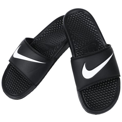white nike sandals for nike sandals benassi swoosh provincial archives of