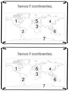 Mapa Mundi Político - Mapa Atual para Imprimir, Colorir