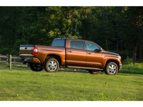 Toyota Tundra 2015 Review 2015 Toyota Tundra Prices Reviews And Pictures U S