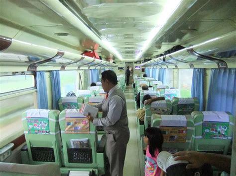 Kereta Api Argo Muria: harga tiket, jadwal, rute dan info