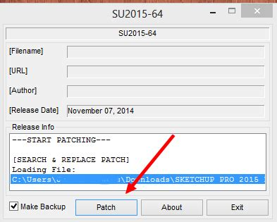 sketchup layout patch tutoriais diversos sketchup pro 2015 crack 32 e 64