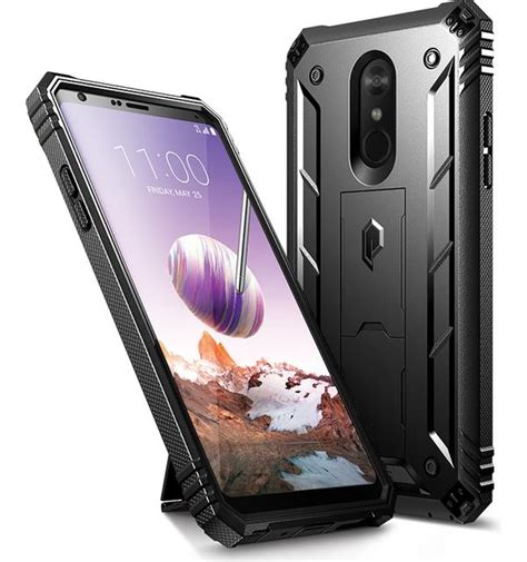 revolution  lg stylo  case poetic cases