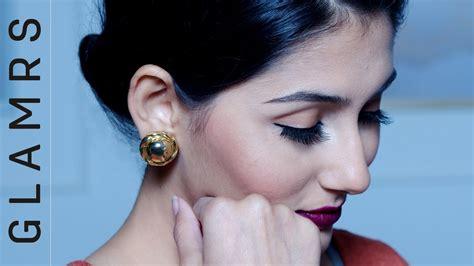 eyeliner tutorial glamrs how to apply false eyelashes for beginners makeup