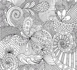 complicated coloring pages for adults complicated pattern coloring pages coloring pages trend