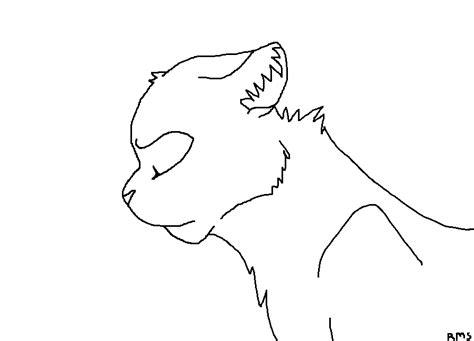 sad cat base by redmoonstudioz on deviantart